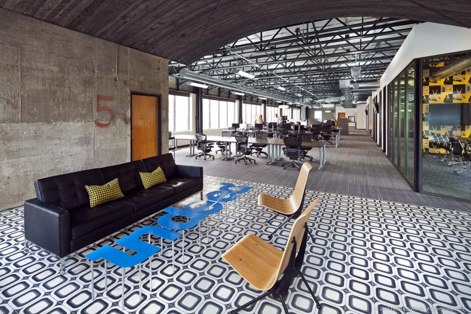 Indeed Austin TX offices designed by EdgeQuarters-13