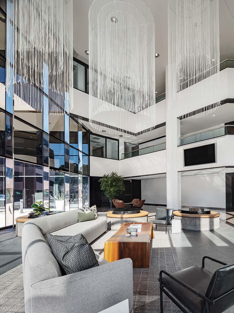 Phoenix commercial interior design